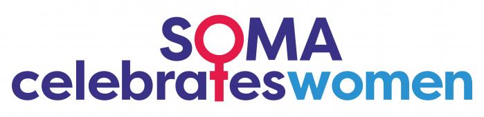 SOMA Celebrates Women Logo